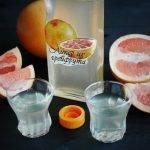 Настойка из грейпфрута ? - 9 домашних рецептов