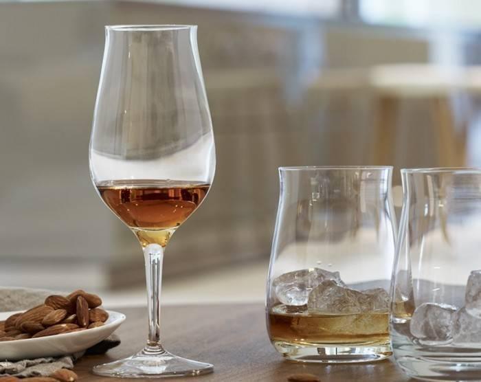 Как выбрать хрустальные бокалы под разные виды напитков: воды, пива, виски и чая