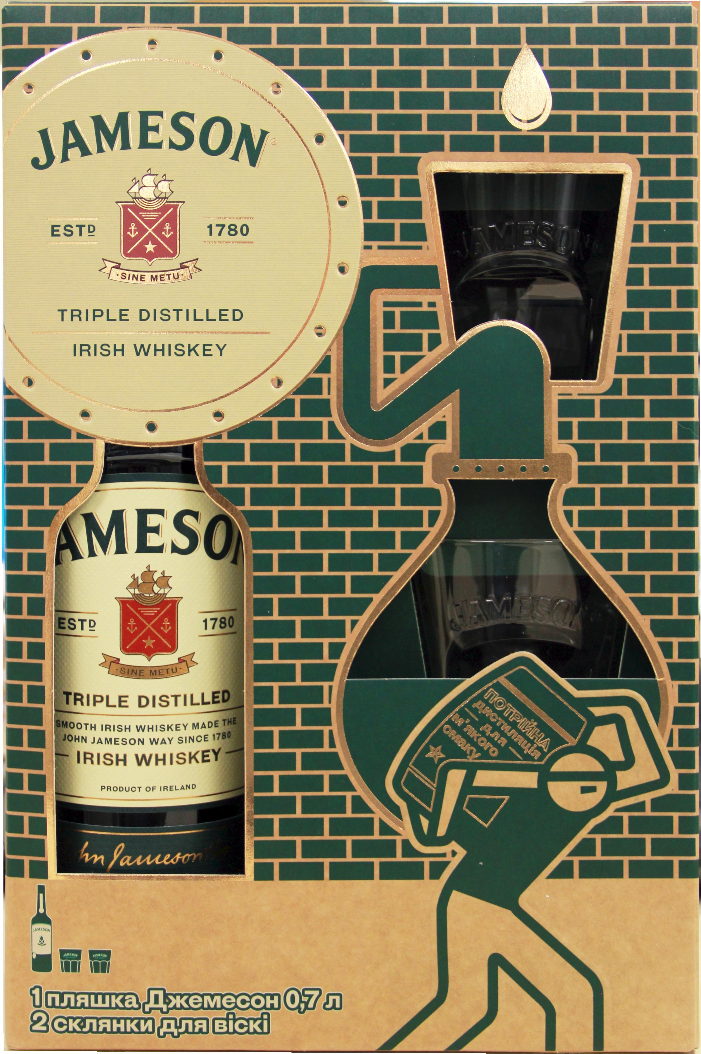 Виски джемисон (jameson) - описание, цена, фото, отзывы