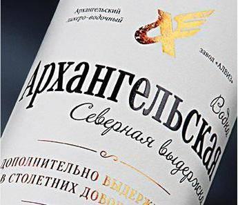 Архангельская водка и ее особенности