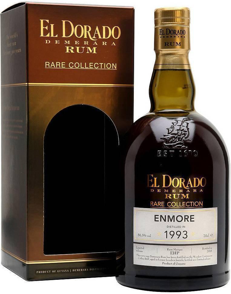 Ром el dorado: история, ассортимент, как и с чем пить