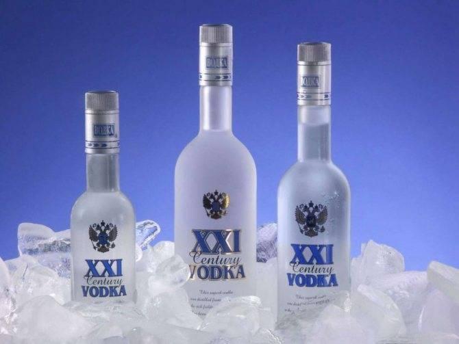 При какой температуре замерзает водка? может ли замерзнуть в морозильнике или на улице