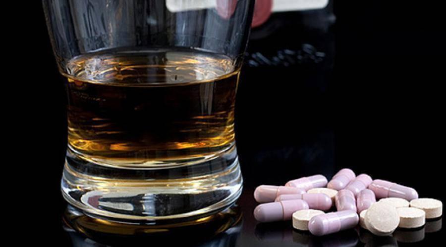 Назначен сафоцид и алкоголь через сколько можно пить