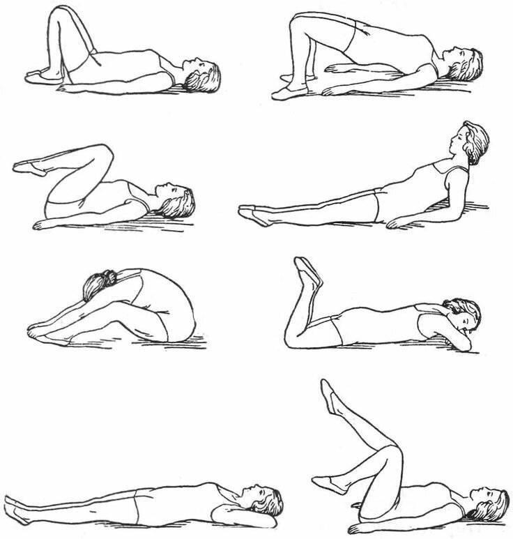 Лфк при хроническом пиелонефрите упражнения