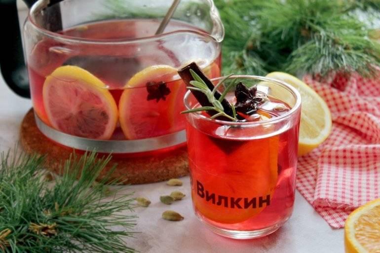 Классические рецепты алкогольного и безалкогольного пунша