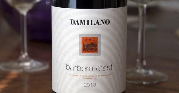 Обзор вина Барбера