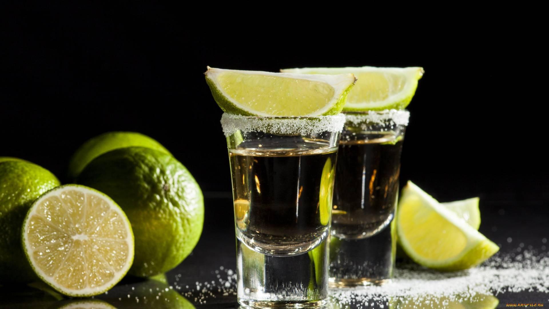 Как правильно пить текилу: 6 способов