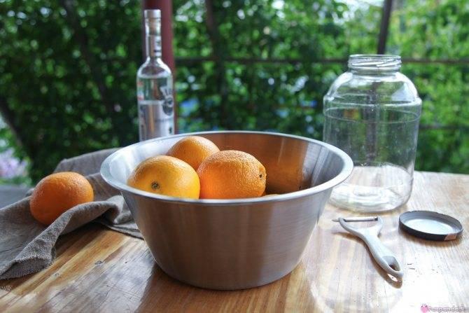 Оранчелло (orangecello) – домашний апельсиновый ликер