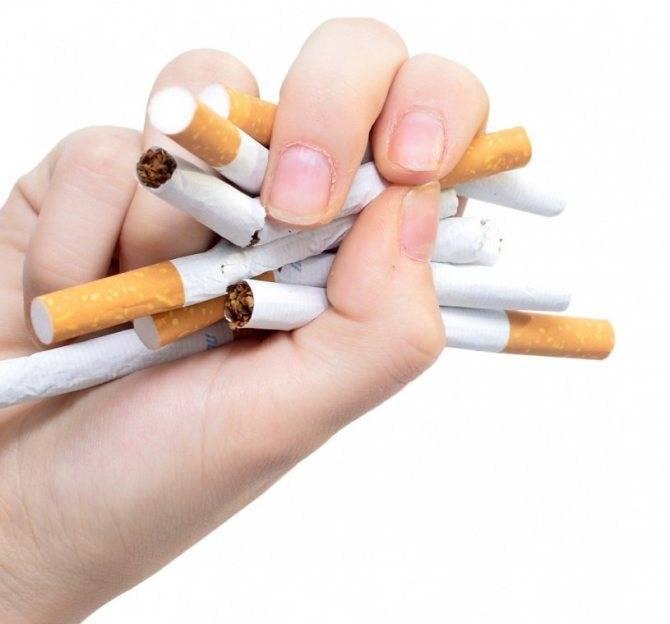 Сколько длиться никотиновая ломка
