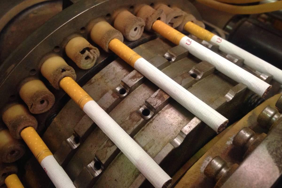 Табачный бизнес: как открыть производство сигарет. технология производства сигарет и список необходимого оборудования :: businessman.ru