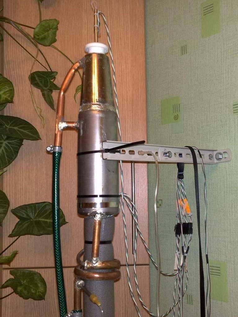 Пленочная колонна самогонного аппарата: принцип работы и устройство