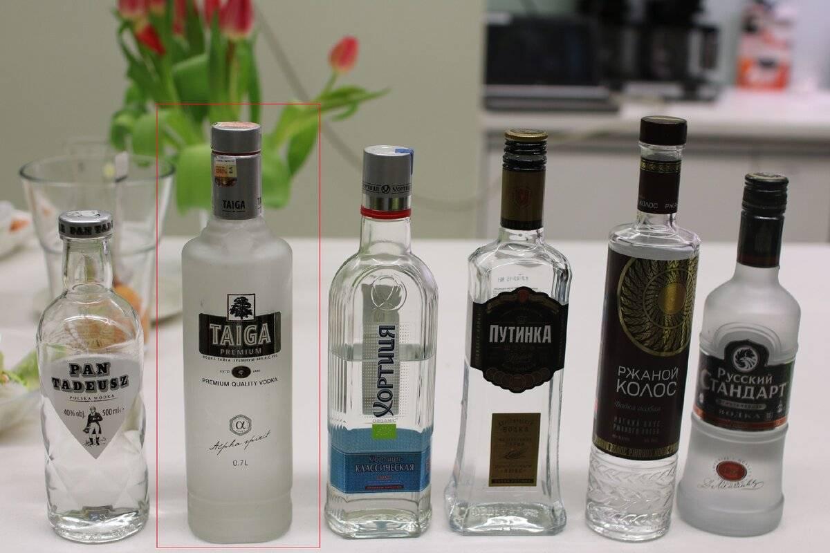 """Правда ли, что водка из спирта """"альфа"""" наименее вредна для организма?"""