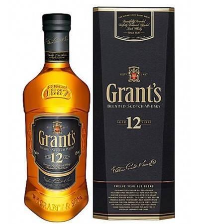 Виски «грантс»: история шотландского скотча, разновидности и отзывы