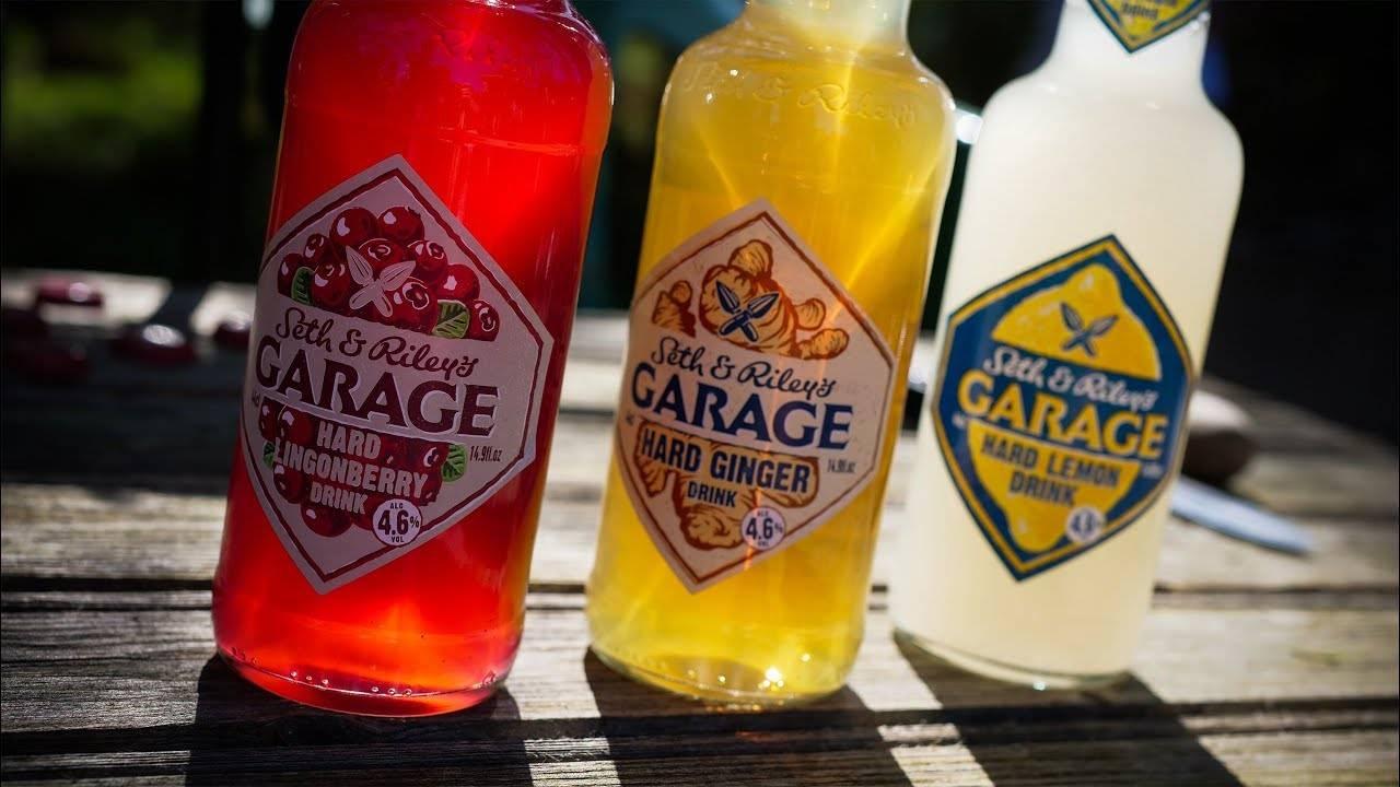 Слабоалкогольный напиток seth & riley's garage. как его правильно называть: пиво или хард дринк?