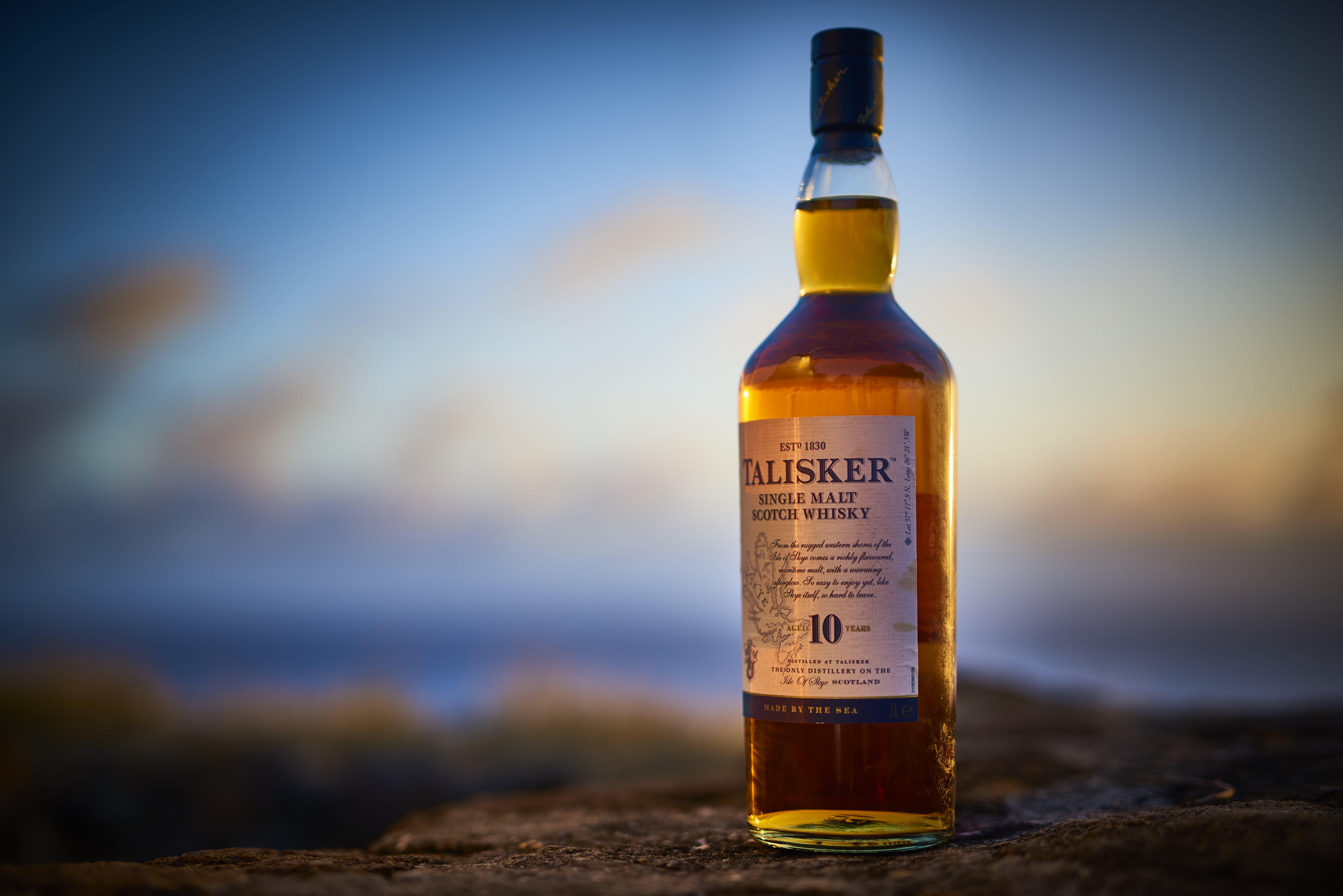 Talisker (талискер) — виски с торфяным послевкусием родом из шотландии