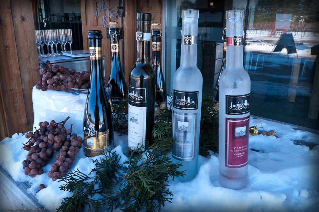 Обзор ледяного вина