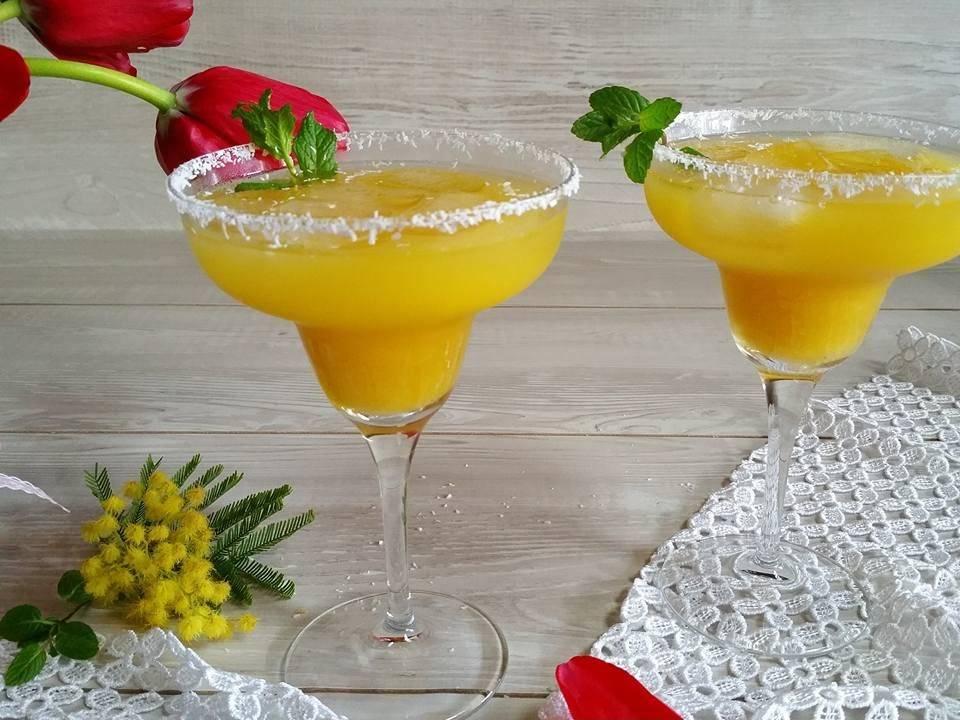 Коктейль мимоза рецепт классический — история алкоголя