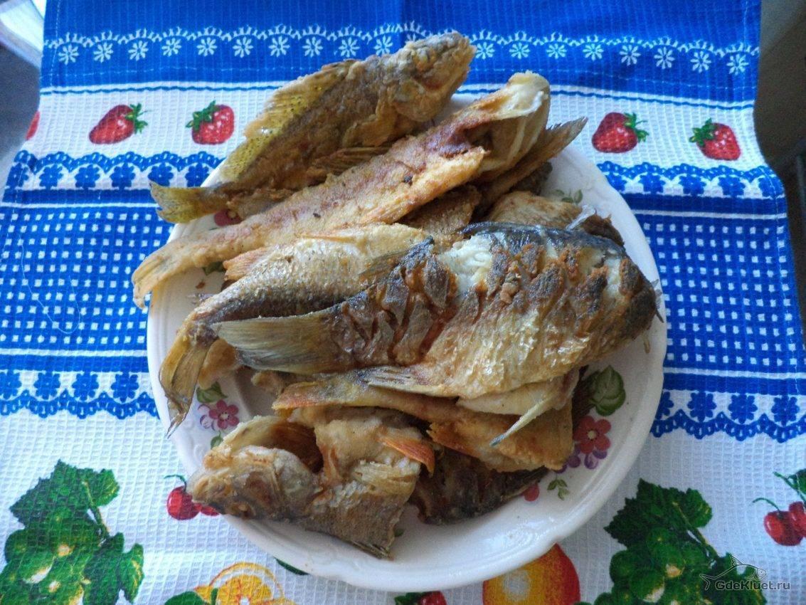 Уха из ершей - рецепт от настоящего рыбака