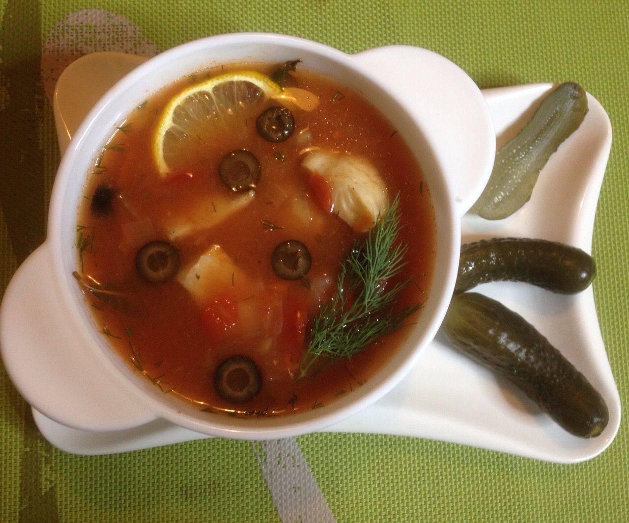Похмельный суп — 5 целительных рецептов
