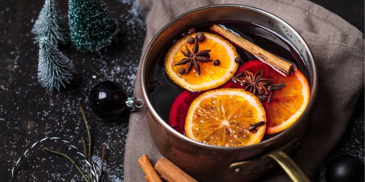 Глинтвейн из красного вина - 8 лучших рецептов приготовления