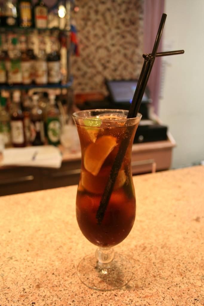 Коктейль лонг айленд – рецепт в домашних условиях