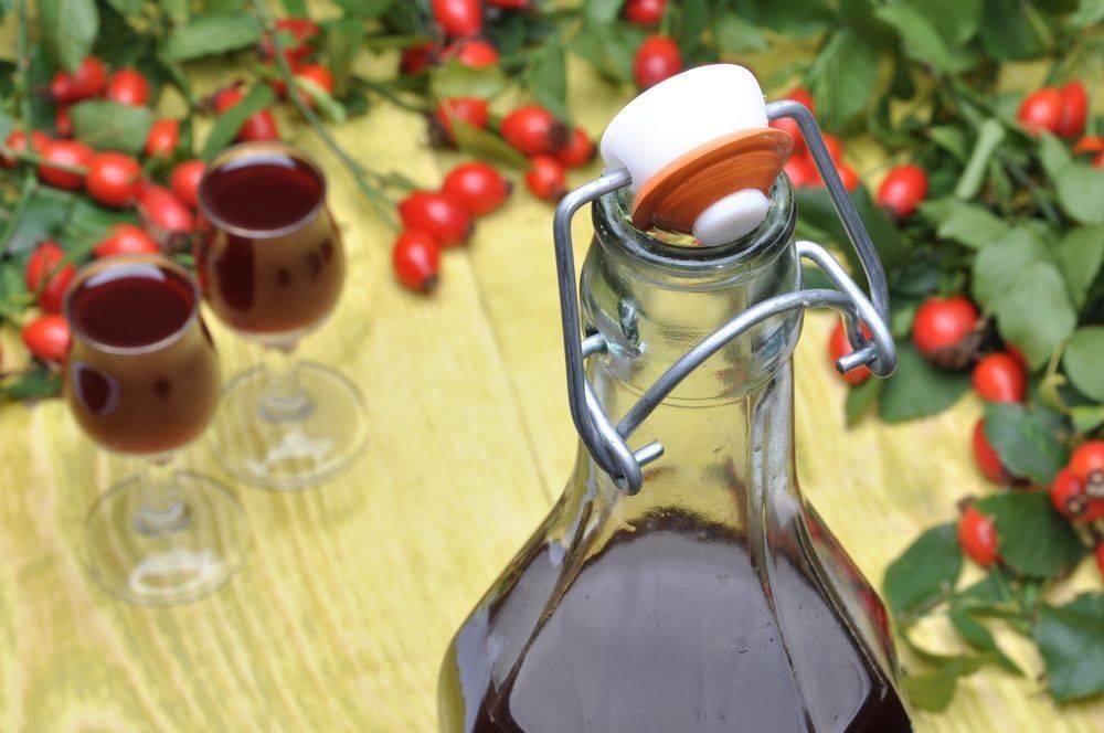 Вино из шиповника: как сделать в домашних условиях, 3 простых рецепта