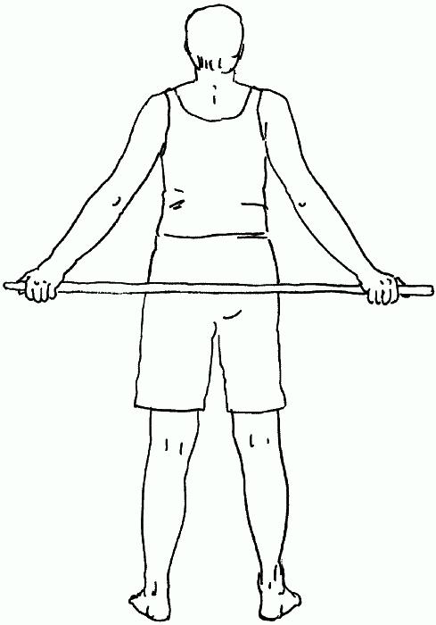 Лечебная физкультура при пиелонефрите упражнения