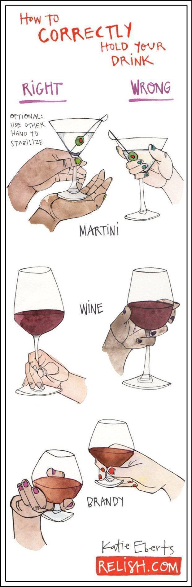 Подача вина к столу согласно этикету – правила и нюансы