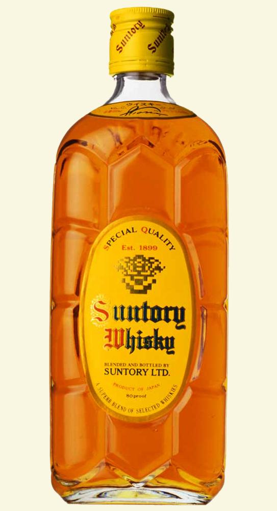 Виски сантори - характеристика напитка + видео   наливали