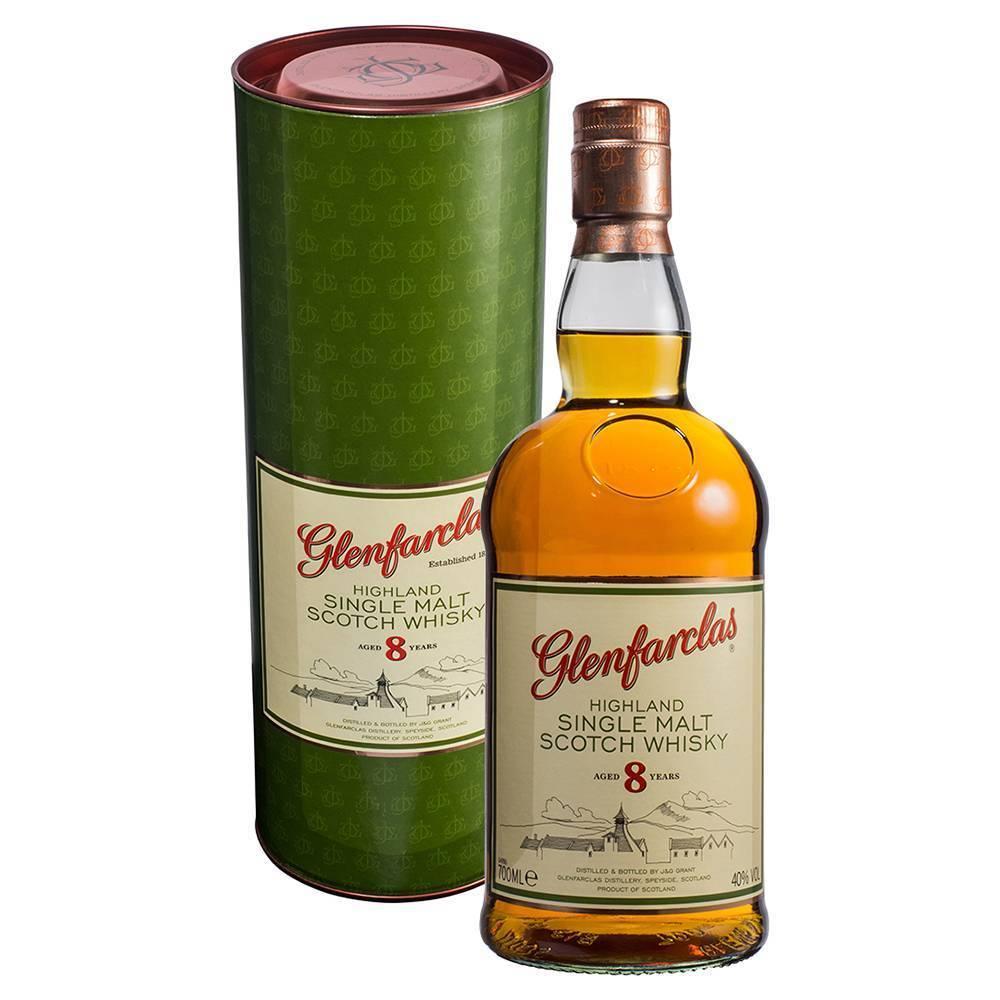Виски glenfarclas: описание, история, особенности и отзывы