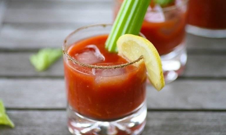 Коктейль кровавая мэри — классический рецепт с фото: как сделать кровавую мэри в домашних условиях