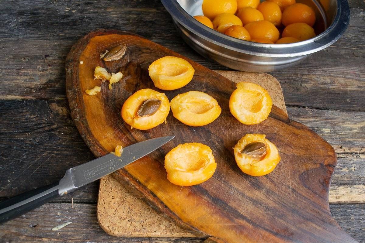 Cамогон из абрикосов