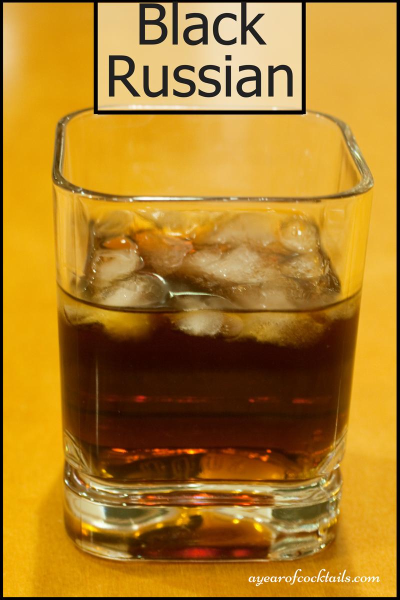 Коктейль «черный русский» - рецепт, состав, пропорции