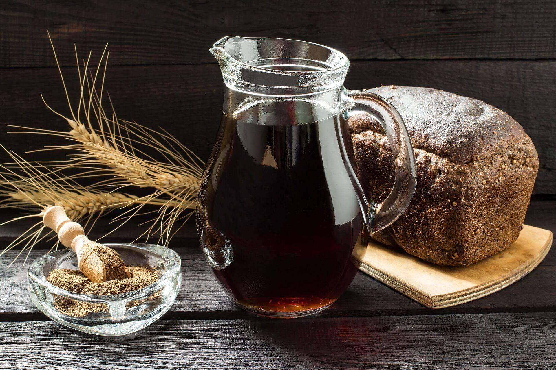 ТОП-5 рецептов кваса из березового сока с изюмом