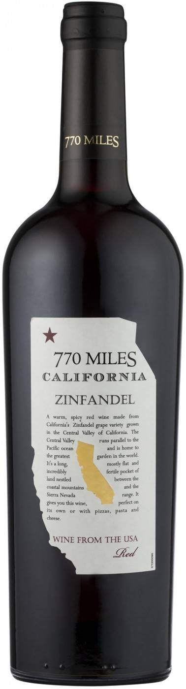 Жемчужина калифорнии – вино «зинфандель»