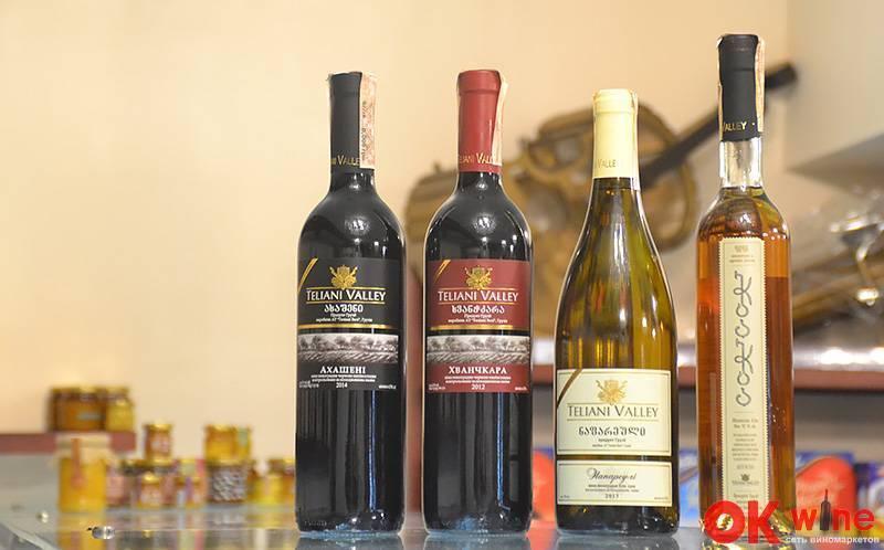 Лучшие грузинские красные полусладкие вина: рейтинги самые известных марок