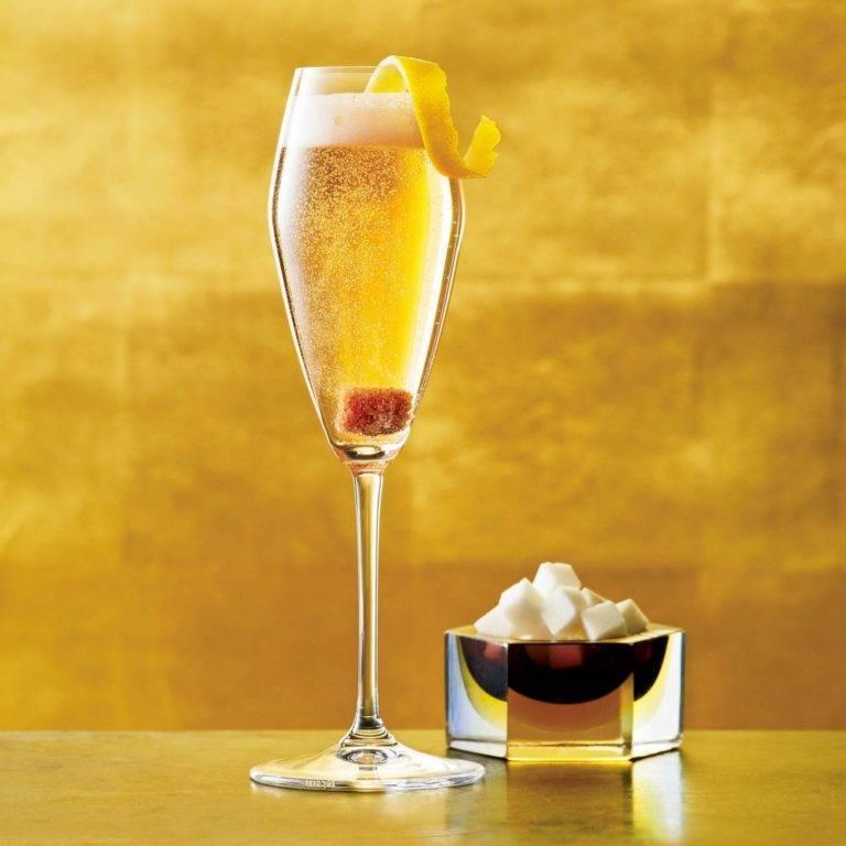 Коктейли с шампанским: тонкости приготовления, состав, подача. топ-25 лучших рецептов!