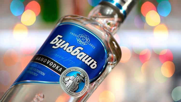 Обзор водки Бульбаш