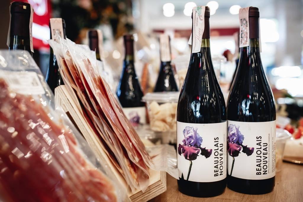 Божоле — винодельческий регион бургундии, франция: вина божоле