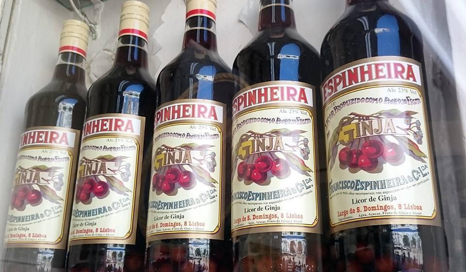 Джинджа ликер португалия — история алкоголя