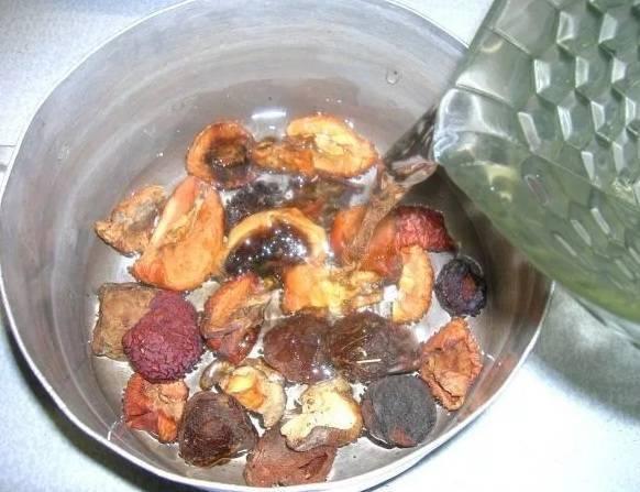 Брага из сухофруктов для самогона и питья