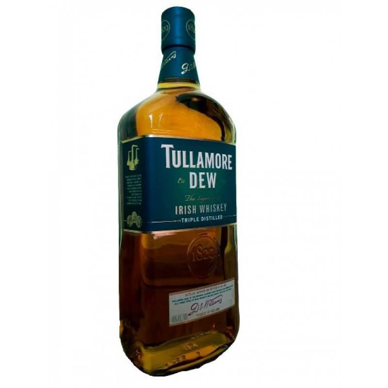С xix века по наши дни история создания tullamore dew. разновидности и стоимость ирландского виски