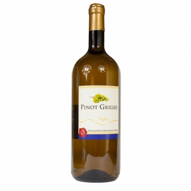 Вино пино гриджио (pinot grigio) – родом из италии