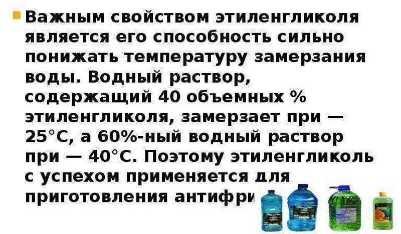 Температура замерзания водки 40 градусов, этанола и других спиртов