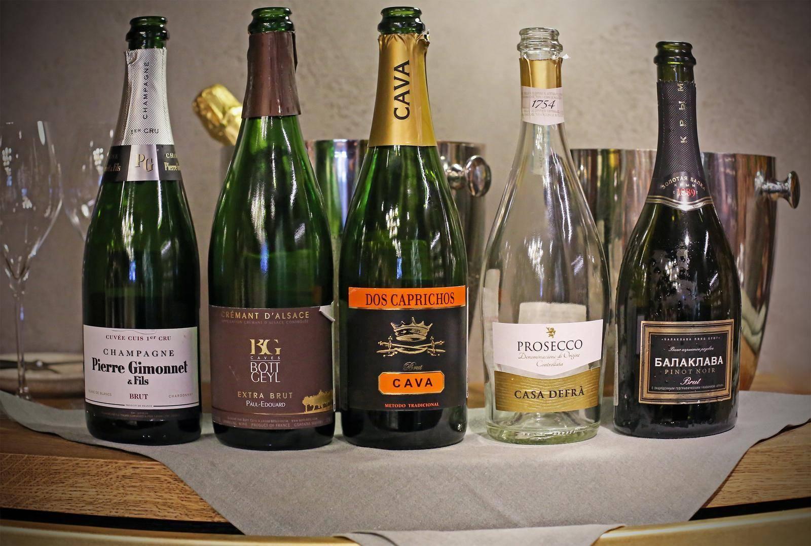 Чем отличается игристое вино от шампанского?