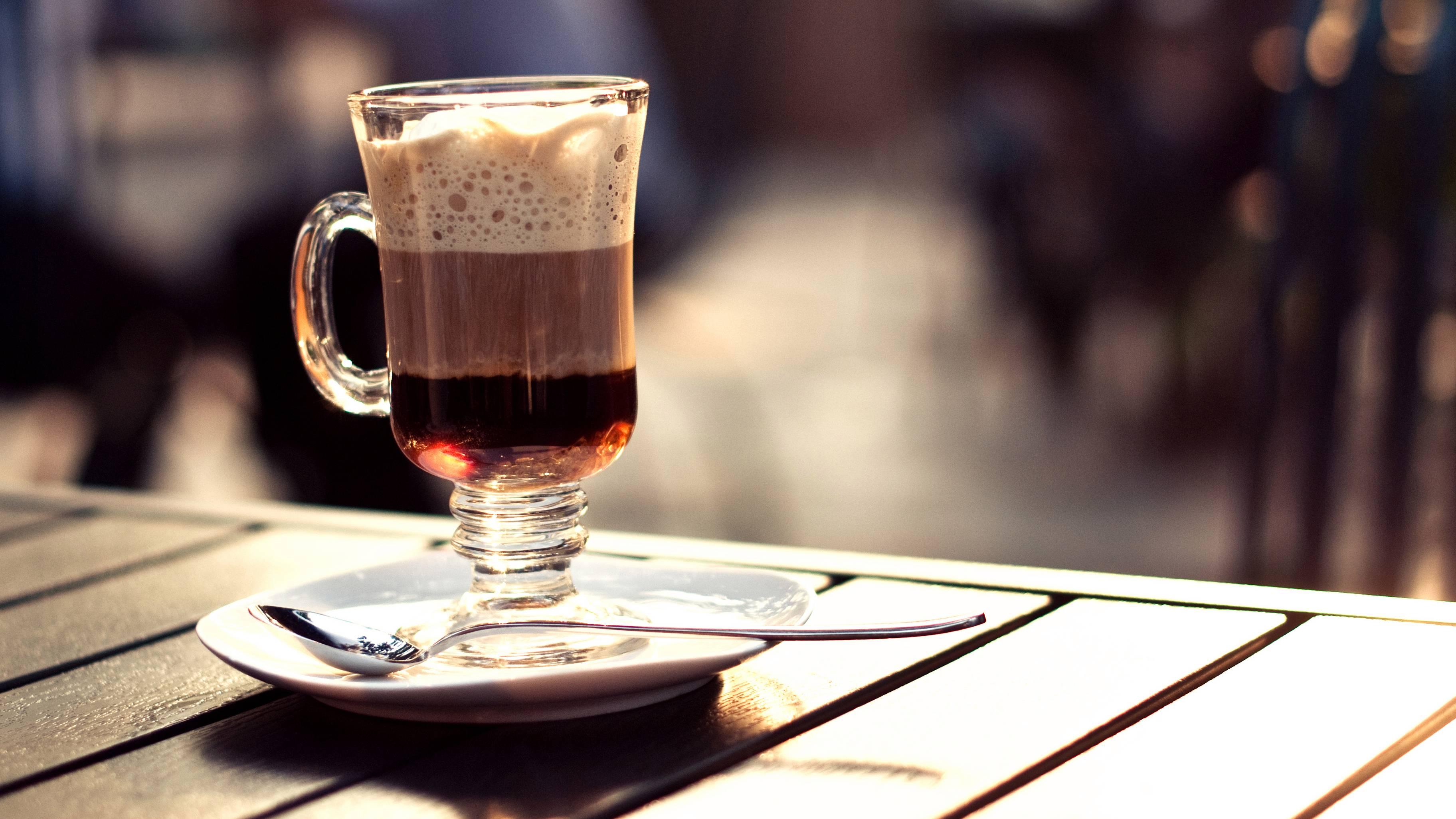 Айриш кофе - рецепт коктейля ирланский кофе