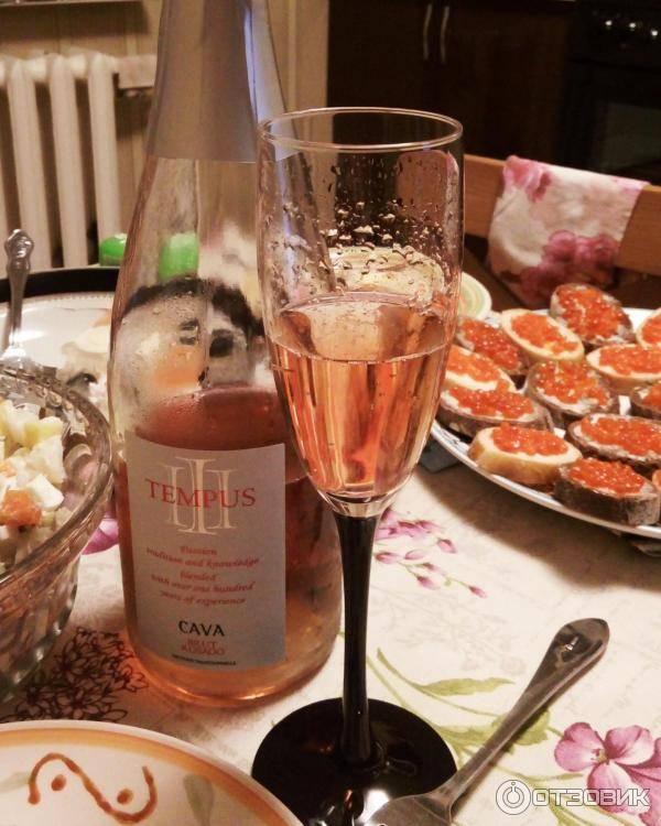 Как правильно пить шампанское: чем запивать и закусывать
