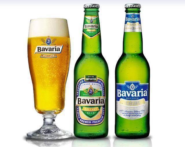 Пиво бавария: безалкогольное, malt и другие виды bavaria, их цена, сколько алкоголя, состав, производитель