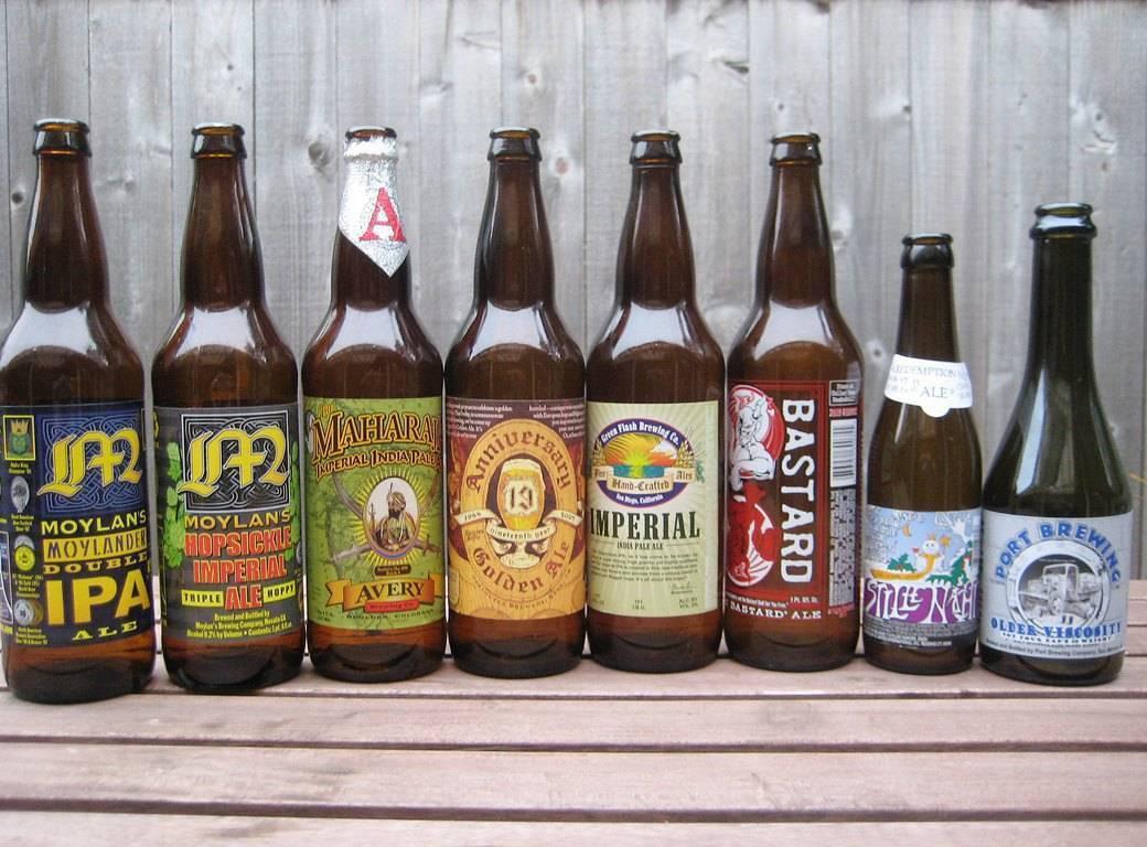 Обзор пива pale ale