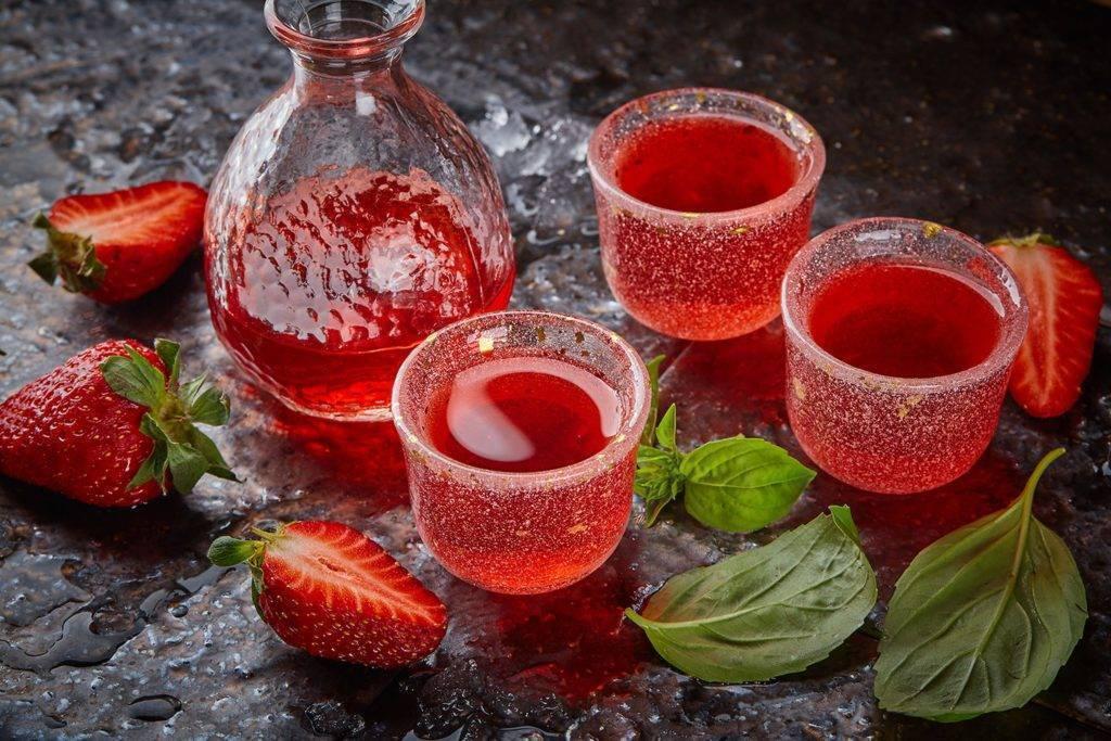 Настойки на спирту
